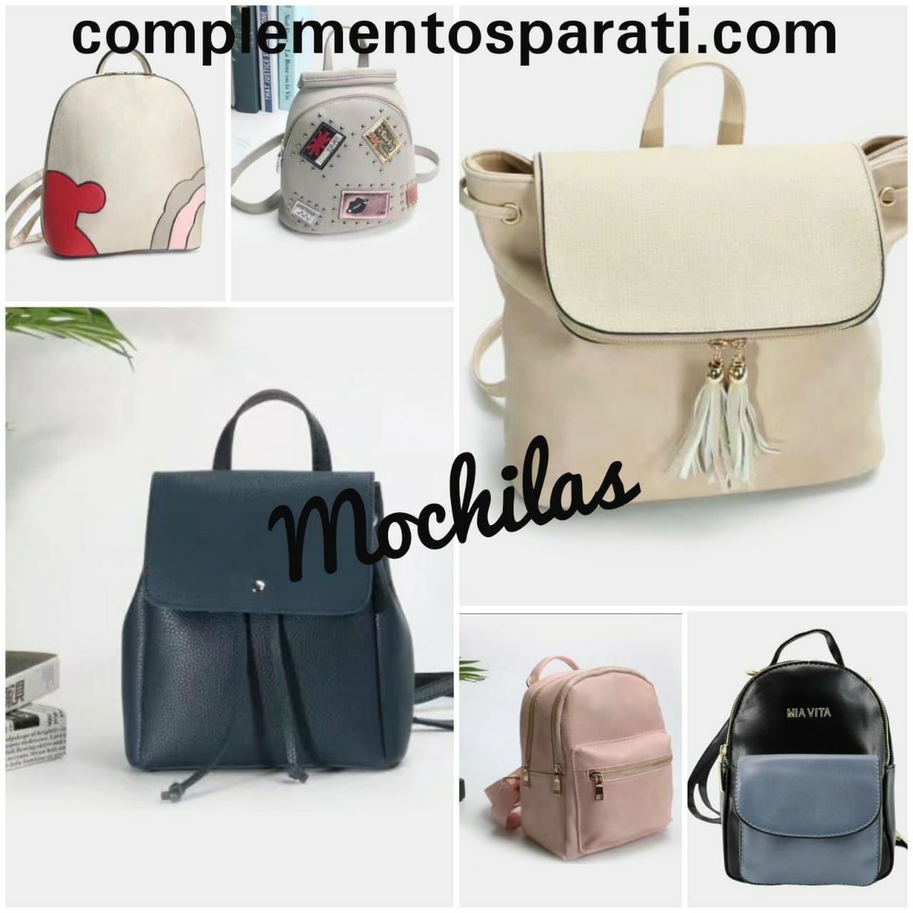 Mochilas al por mayor, Spain wholsale Back pack
